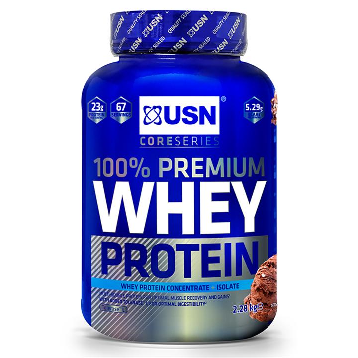 USN 100% Premium Whey 2.28kg