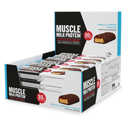 Cytosport Muscle Milk Protein Bar 12x35g